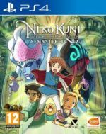 Ni No Kuni Wrath of the White Witch PS3 *käytetty*