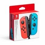 Joy-Con (pair) lisäohjainpari sini/puna Nintendo Switch