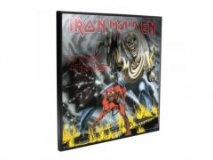Iron Maiden The Number of the Beast taulu