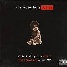 Notorious B.I.G. Ready to Die CD+DVD