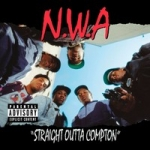 N.W.A: Straight Outta Compton MP3 + LP