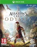 Assassins Creed Odyssey Xbox One *käytetty*