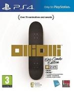 Olliolli Epic Combo Edition PS4 *käytetty*