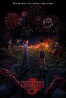 Stranger Things One Summer 61 x 91 cm Juliste