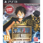 One Piece: Pirate Warriors Treasure Edition PS3