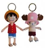 One Piece Pehmofiguuri Avaimenperä