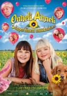 Onneli, Anneli ja Salaperäinen Muukalainen Blu-ray