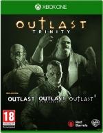 Outlast Trinity Xbox One *käytetty*