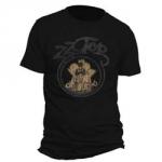 ZZ Top: Outlaw Vintage t-paita M