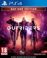 Outriders Day One Edition PS4