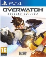 Overwatch Origins Edition PS4 *käytetty*