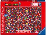Nintendo Super Mario Bros Palapeli, 1000 palaa