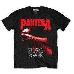 Pantera: Vulgar Display of Power T-paita musta