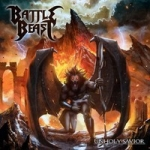 Battle Beast: Unholy Saviour CD