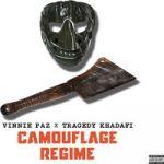 Paz, Vinnie / Khadafi, Tragedy : Camoflauge Regime LP