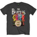 The Beatles Sgt Pepper T-paita