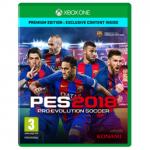 Pro Evolution Soccer 2018 - Premium Edition Xbox One