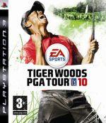 Tiger Woods PGA TOUR 10 PS3 *käytetty*