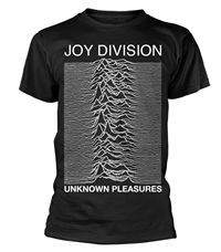 Joy Division Unknown Pleasures T-paita