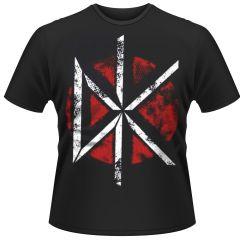 Dead Kennedys Distressed DK Logo T-paita