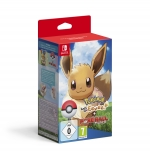 Pokemon: Lets Go, Eevee + Poke Ball Plus Bundle Nintendo Switch