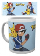 Pokemon Pokemon Ash muki