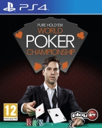 Pure Hold'em World Poker Championship PS4 *käytetty*