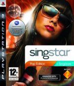 Singstar: Pop Edition PS3 *käytetty*