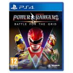 Power Rangers: Battle for the Grid - Collectors Edition PS4