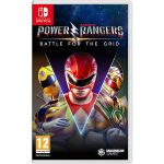 Power Rangers: Battle for the Grid - Collectors Edition Nintendo Switch