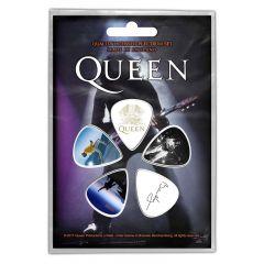 Queen Brian May Plektrasetti 5kpl