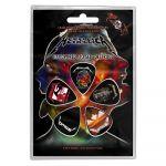 Metallica Hardwired to Self Destruct Plektrasetti 5kpl