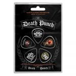 Five Finger Death Punch Plektrasetti 5kpl