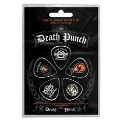 Five Finger Death Punch Plektrasetti 5kpl