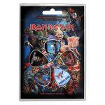 Iron Maiden Later Albums Plektrasetti 5kpl