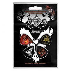 Venom Black Metal Plektrasetti 5kpl