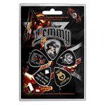 Lemmy Stone Dead Forever Plektrasetti 5kpl