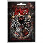 Slayer Demonic Plektrasetti 5kpl