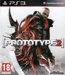 Prptotype 2 PS3 *käytetty*