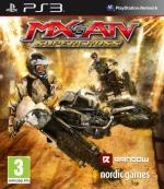 MX vs. ATV: Supercross PS3 *käytetty*