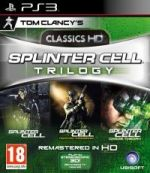 Splinter Cell Trilogy HD PS3 *käytetty*
