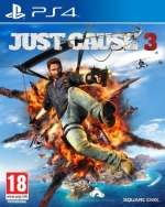 Just Cause 3 PS4 *käytetty*