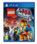 Lego Movie: The Videogame PS4 *käytetty*