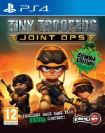 Tiny Troopers Joint Ops Zombie Edition PS4 *käytetty*