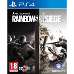Rainbow Six Siege PS4 *käytetty*