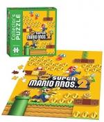 Nintendo - New Super Mario Bros. 2 Palapeli, 550 palaa