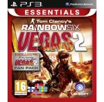 Tom Clancys Rainbow Six Vegas 2 Complete Edition PS3 *käytetty*