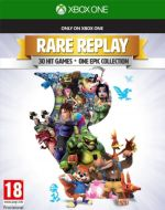 Rare Replay - 30 Hit Games - One Epic Collection Xbox One *käytetty*