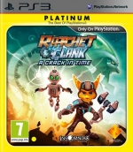 Ratchet & Clank: A Crack in Time PS3 *käytetty*