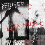 Refused: War Music LP clear/black
